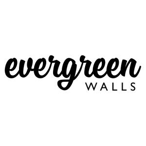 Evergreen Walls Logo