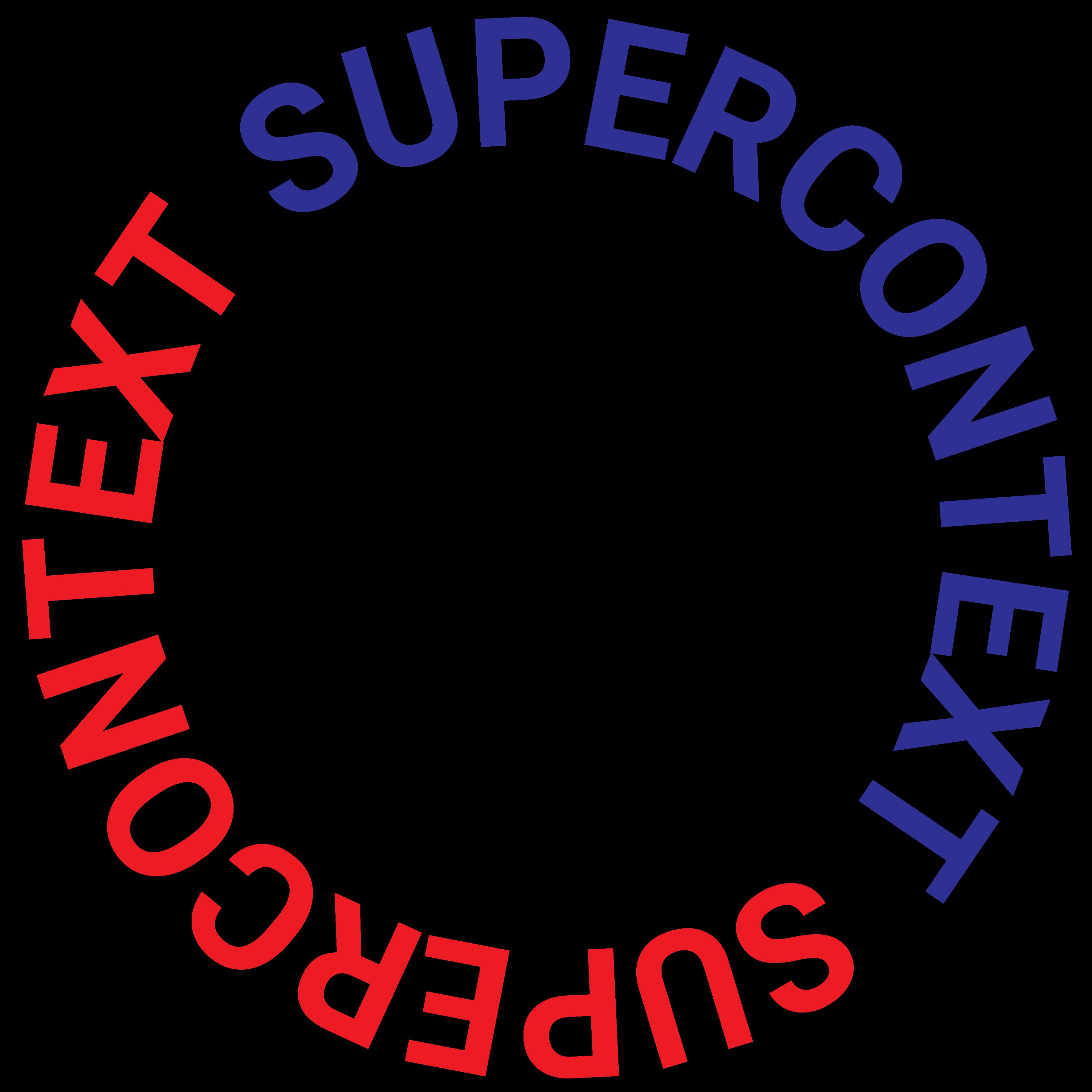 Supercontext